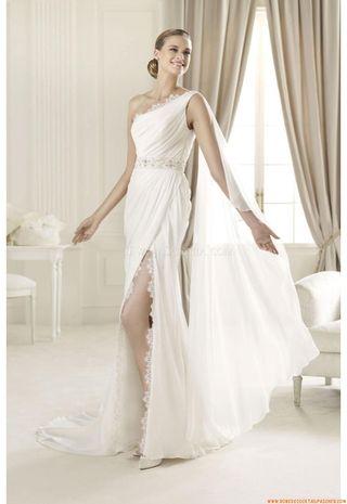 vestido novia pronovias de segunda mano por 250 € en vilanova i la
