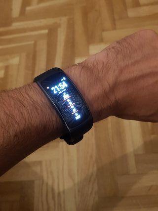 Samsung Gear Fit 2 con GPS Talla L (Smartwatch)
