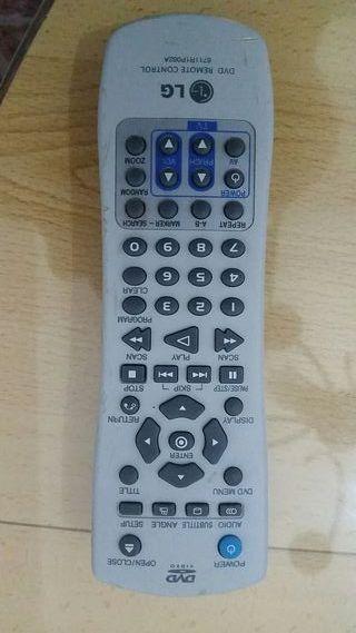 mando DVD LG