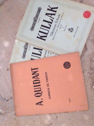 Libros de música