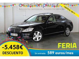 Mercedes-Benz Clase S S 350 BlueTEC 190kW (258CV)