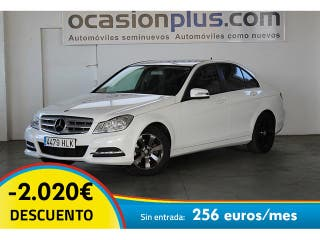 Mercedes-Benz Clase C C 200 CDI Blue Efficiency 100 kW (136 CV)