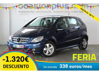 Mercedes-Benz Clase B B 200 CDI 103 kW (140 CV)