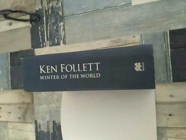 Winter of the World, Ken Follett