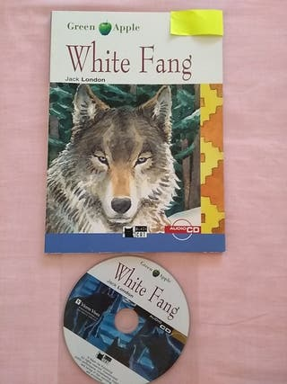 Libro inglés White Fang