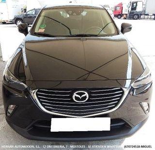Mazda CX-3 2.0 120 CV. LUXURY AUTOM.
