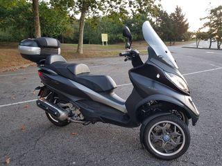 piaggio mp3 500 ie sport moto