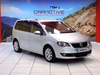 Volkswagen Touran 2.0 TDI Advance DSG 103kW (140CV)