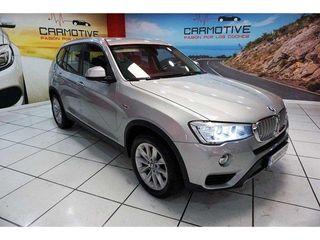 BMW X3 xDrive30d 190kW (258CV)