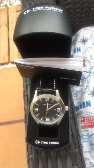 Reloj Time Force ORIGINAL NUEVO a mitad precio.