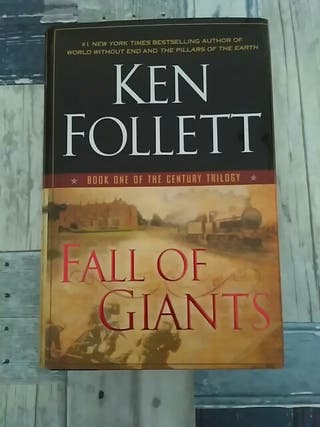 Ken Follett, Fall of Giants