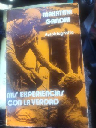 Libro ghandi 2 edición