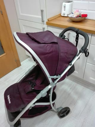 silla de paseo emotion de babyhome