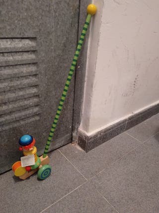 corre pasillos
