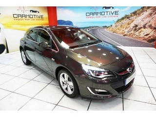 Opel Astra 2.0 CDTI SANDS Excellence 121 kW (165 CV)