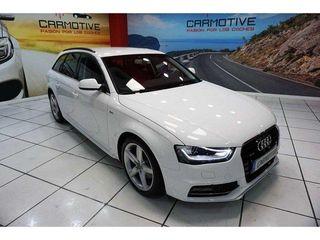 Audi A4 Avant 2.0 TDI CD S Line Edition Quattro 140 kW (150 CV)