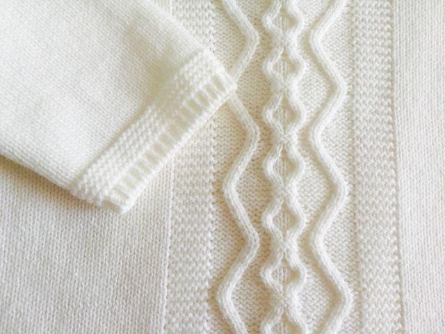 2940d3c41 Conjunto polaina tricot talla 2-4 meses Mayoral de segunda mano por ...