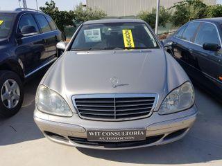 Mercedes-Benz Clase S 320 CDI FULL EQUIPE