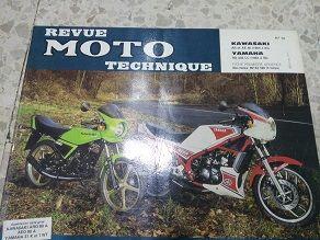 Revista tecnica Yamaha RD 350 Lc 83/90