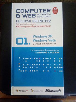 Libro Windows XP, Windows Vista y trucos hardware