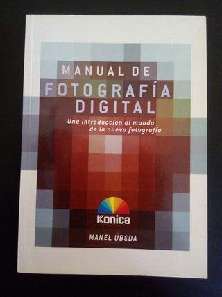 Manual de Fotografía Digital Konica Manel Úbeda