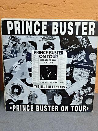 vinilo Prince Buster - on tour - edic UK