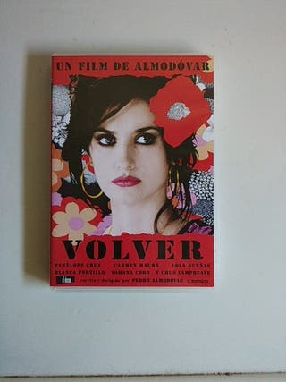 DVD Volver