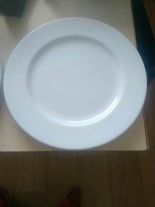 cerámica platos