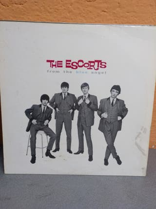 vinilo The Escorts - from the blue angel