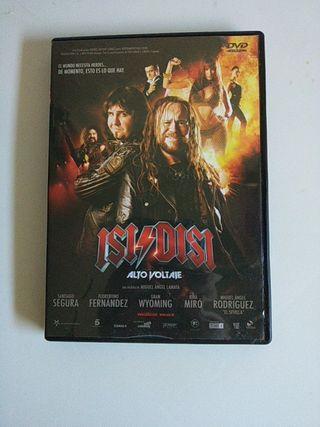 DVD Isi Disi Alto Voltaje