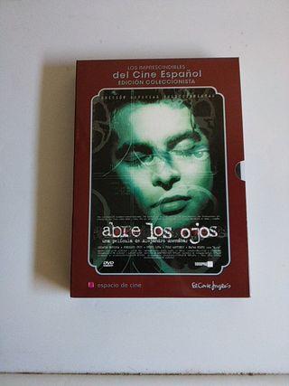DVD Abre Los Ojos