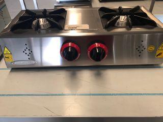 Cocina 4 fuego