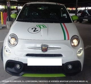 Abarth 595 1.4 TURBO 145 CV.