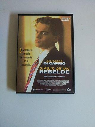 DVD Diario de un rebelde