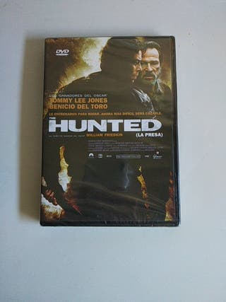 DVD The Hunted