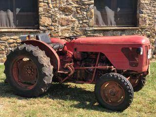 Tractor classic Barreiros R 350
