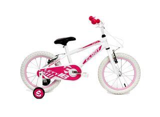 Bicicleta niña 16 pulgadas Cloot Lety