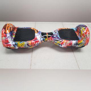 Hoverboard S6 para niños 700W con hoverkart regalo