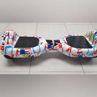 Hoverboard S6 niños más hoverkart de regalo