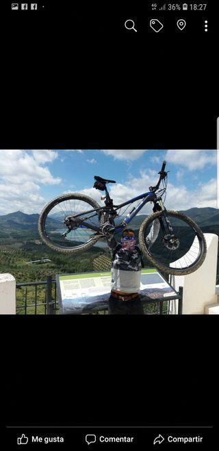 bicicleta lynx 4.8de 29' bh carbono