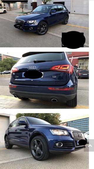 Audi S Line Q5 2013
