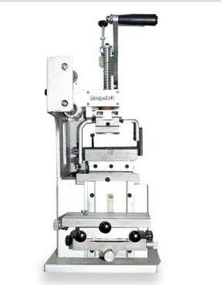 máquina tampografia manual