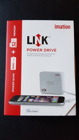 imation LINK POWER DRIVE