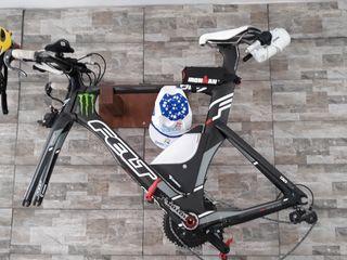 bici de contrareloj o triatlon felt