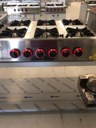Cocina 2 fuego