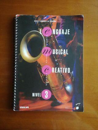 Lenguaje musical creativo nivel 3
