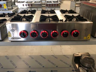 Cocina 3 fuego