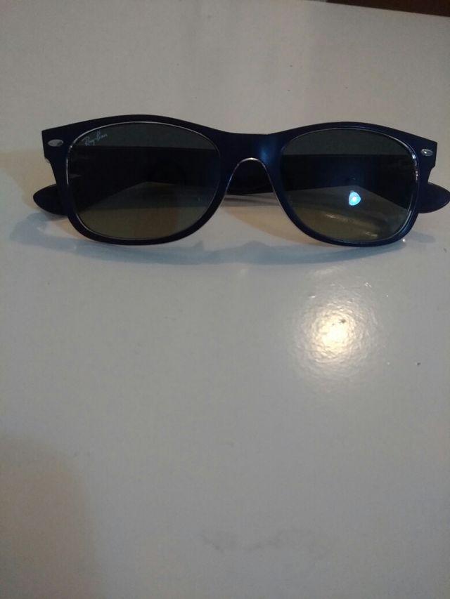 d93fc04ce6512 Gafas de sol ray ban wayfarer originales mujer de segunda mano por ...