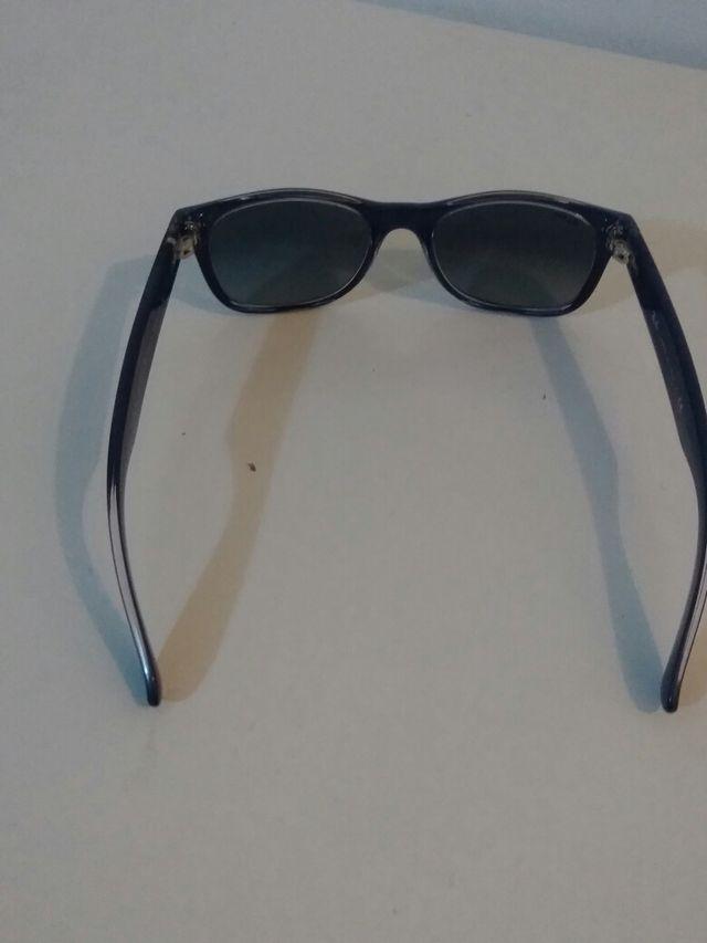 2f79a3c74d Gafas de sol ray ban wayfarer originales mujer de segunda mano por ...