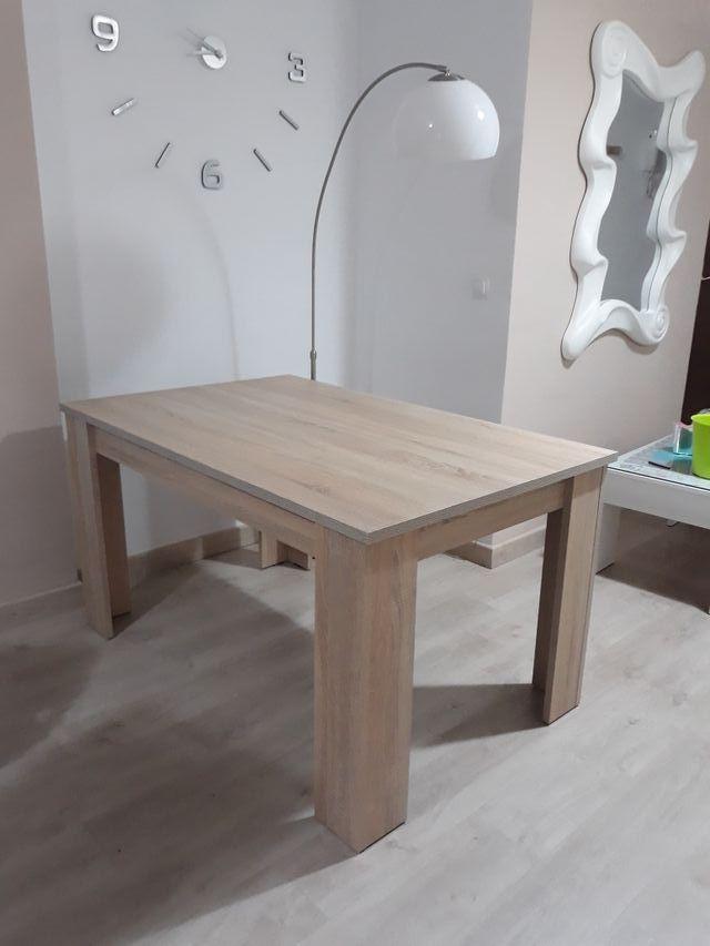 Mesa salon comedor extensible de segunda mano por 119 € en Mairena ...